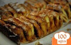 Фото рецепта: «Сладкий десертный хлеб кусочками»