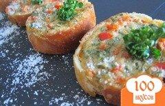 Фото рецепта: «Закусочные гренки»