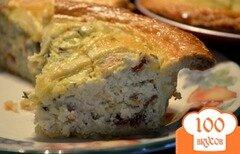 Фото рецепта: «Пряный итальянский пирог»