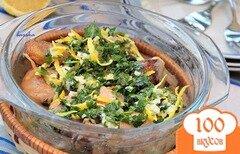 Фото рецепта: «Куриные голени с лимоном и чесноком»