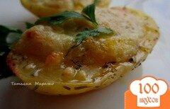 Фото рецепта: «Картофельные лодочки»