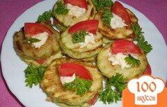 Фото рецепта: «Закуска из кабачков»