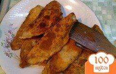 Фото рецепта: «Правильные чебуреки»