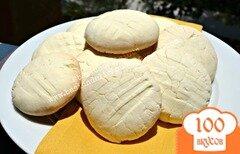 Фото рецепта: «Кокосовые печенья»