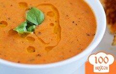 Фото рецепта: «Суп из печеных помидоров»
