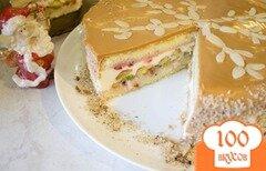 """Фото рецепта: «Торт """"Искушение""""»"""