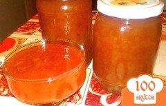 Фото рецепта: «Янтарный сливовый джем»