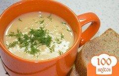 Фото рецепта: «Суп-пюре из фасоли»