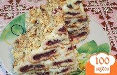 Фото рецепта: «Торт монастырская изба»