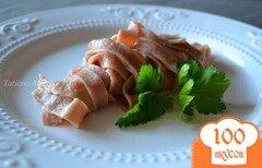 Фото рецепта: «Паста с ежевикой»