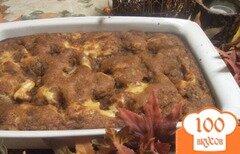 Фото рецепта: «Торт из сладкого картофеля и сливочного сыра»