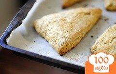 Фото рецепта: «Яблочное печенье с корицей»