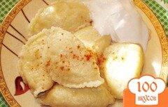 Фото рецепта: «Вареники с картошкой»