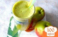 Фото рецепта: «Фреш яблочно-сельдереевый»