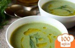 Фото рецепта: «Крем-суп из брокколи»