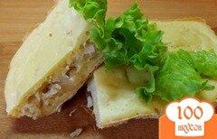 Фото рецепта: «Пирог с капустой»