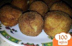 Фото рецепта: «Картофельные шарики»