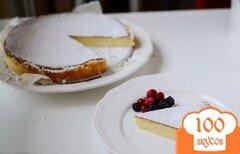 Фото рецепта: «Лимонный чизкейк»
