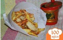"""Фото рецепта: «Картошка """"Potatoes""""»"""