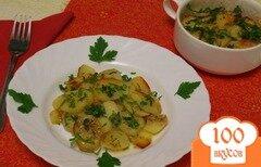 Фото рецепта: «Картофель «Анна» из французской кухни»