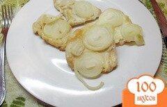 Фото рецепта: «Куриные биточки в маринаде из домашнего майонеза»