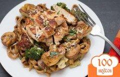 Фото рецепта: «Курица по-итальянски»