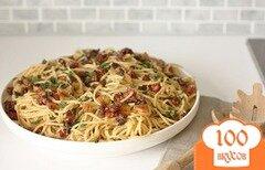 Фото рецепта: «Спагетти а-ля карбонара»