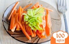 Фото рецепта: «Гарнир из моркови»