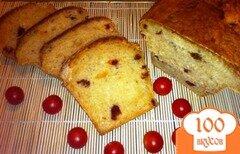Фото рецепта: «Хлеб с сушеными помидорами»