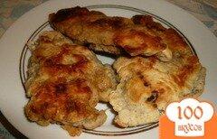 Фото рецепта: «Печень в тесте»