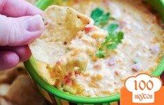 Фото рецепта: «Острая подлива с сыром и пименто»