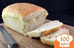 Фото рецепта: «Белый хлеб»