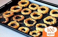 Фото рецепта: «Луковые кольца»