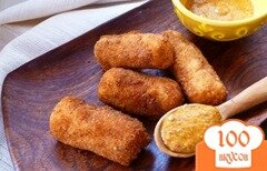 Фото рецепта: «Картофельные крокеты»
