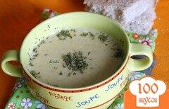 Фото рецепта: «Сырно-овощной крем-суп»
