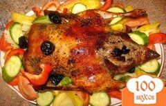 Фото рецепта: «Утка запечёная.»