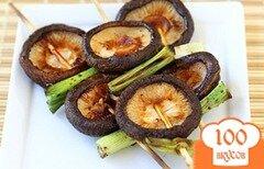 Фото рецепта: «Якитори из грибов»