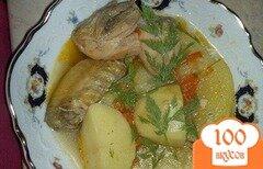 Фото рецепта: «Соус с курицей»