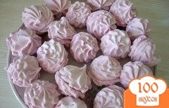 Фото рецепта: «Зефир Розовое облако»