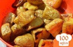 Фото рецепта: «Картофель в юго-западном стиле»