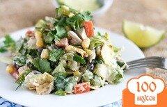 Фото рецепта: «Салат из курицы»