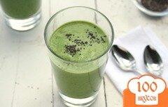 Фото рецепта: «Тропический смузи со шпинатом»