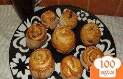 Фото рецепта: «Плюшки асорти»