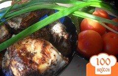 Фото рецепта: «Окорочка запеченные в духовке»