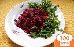 Фото рецепта: «Свекла тушеная с овощами»