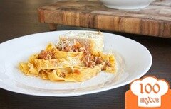 Фото рецепта: «Болонский соус»