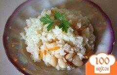 Фото рецепта: «Плов с фасолью»