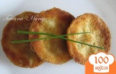 Фото рецепта: «Кабачки в панировке»