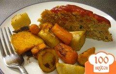 Фото рецепта: «Митлоф с кабачком»