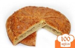 Фото рецепта: «Пирог с рыбой»